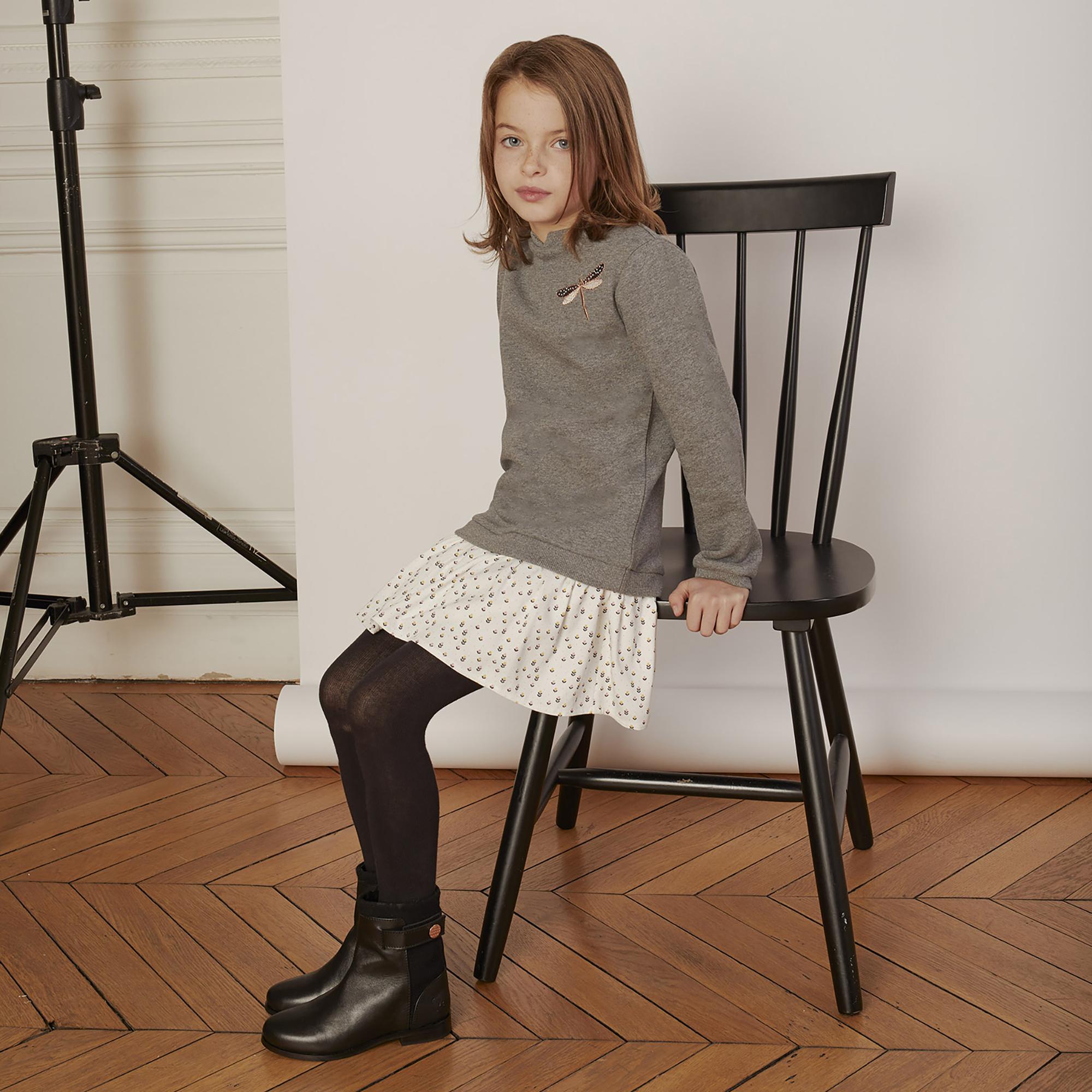Gwendoline Lefeuvre ⎮ Graphisme & Design textile à Nantes ⎮ Carrément Beau marque de vêtements Enfants imprimé minimaliste
