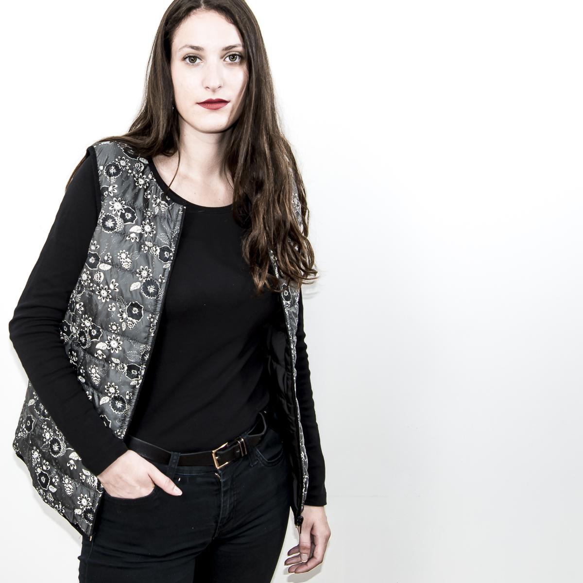 Gwendoline Lefeuvre ⎮ Graphisme & Design textile à Nantes ⎮ Lacalu marque de vêtements Homme/Femme