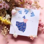 Gwendoline Lefeuvre Illustration & design textile à Nantes ⎮ carte Free