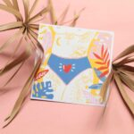 Gwendoline Lefeuvre Illustration & design textile à Nantes ⎮ carte strong