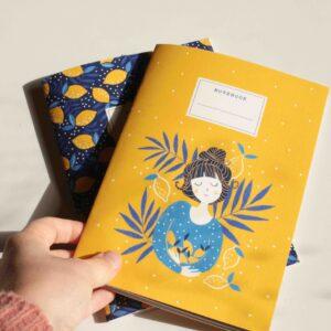 Gwendoline Lefeuvre ⎮ Graphisme & Design textile⎮ illustratrice à Nantes ⎮ Carnet de notes