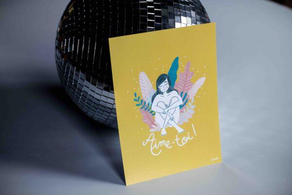 Gwendoline Lefeuvre ⎮ Graphisme & Design textile⎮ illustratrice à Nantes ⎮ Carte