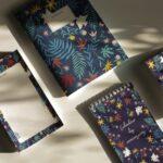 Gwendoline Lefeuvre Ilustration & design textile à Nantes ⎮ Collection Floral Birds